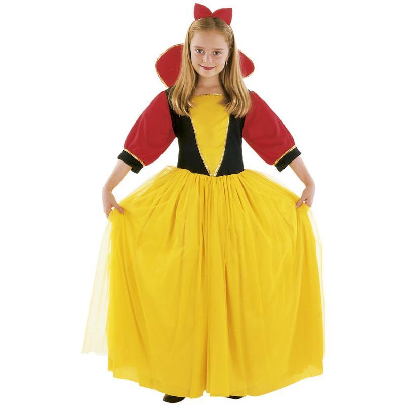 Disfraz niña princesa Nieves Infantil