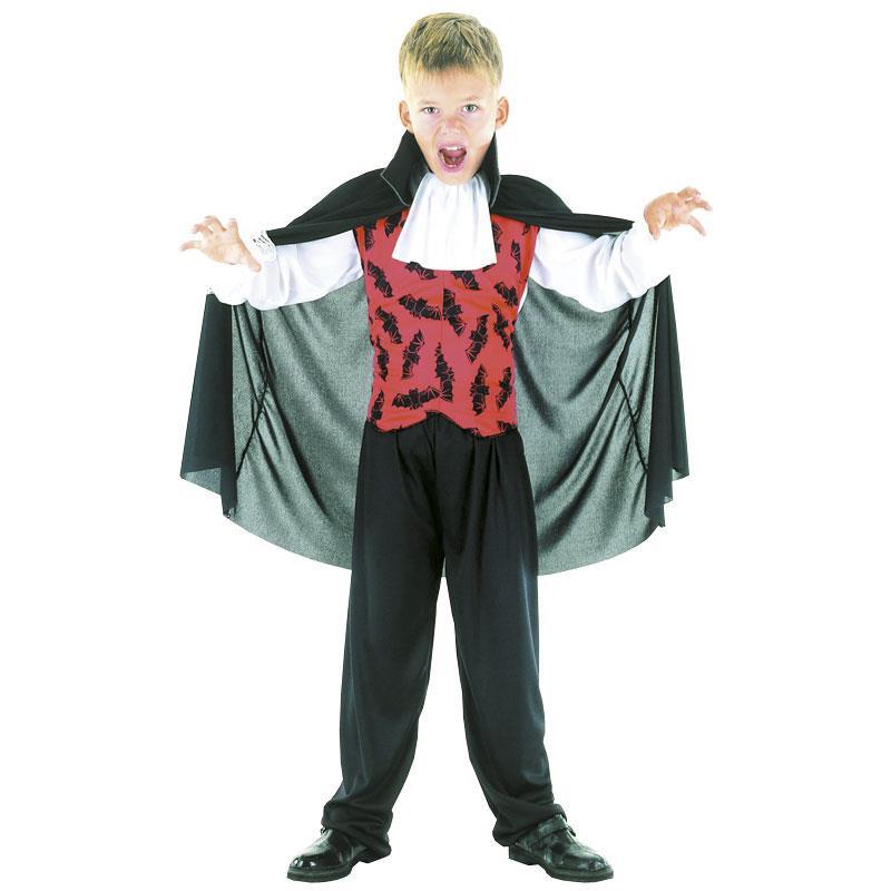 Disfraz Vampiro Infantil