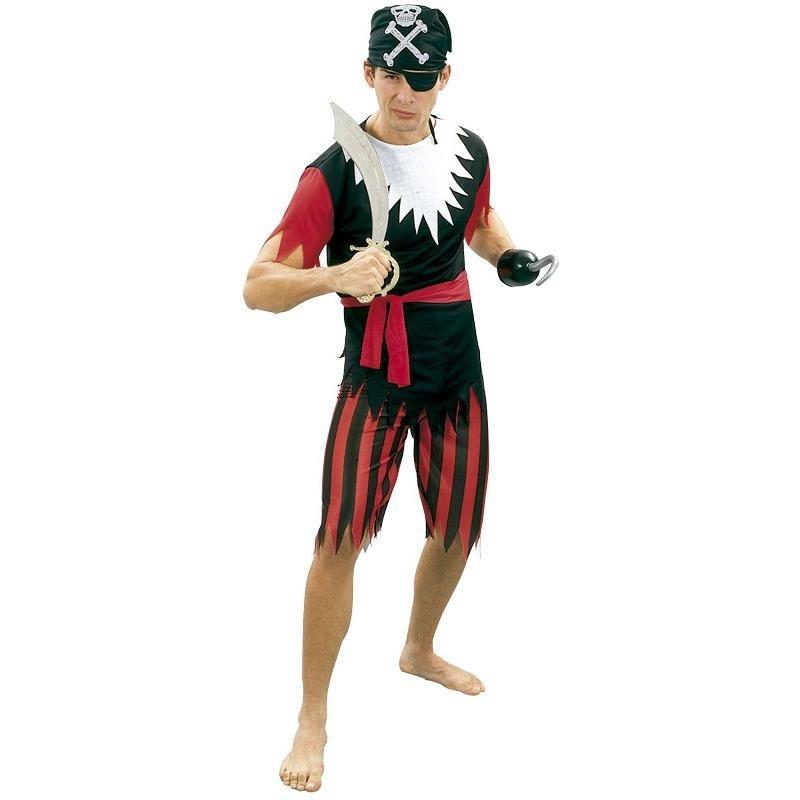 Disfraz Pirata Hombre Adulto