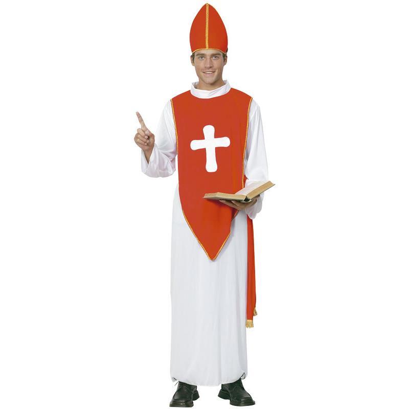 Disfraz Obispo Adulto T/U