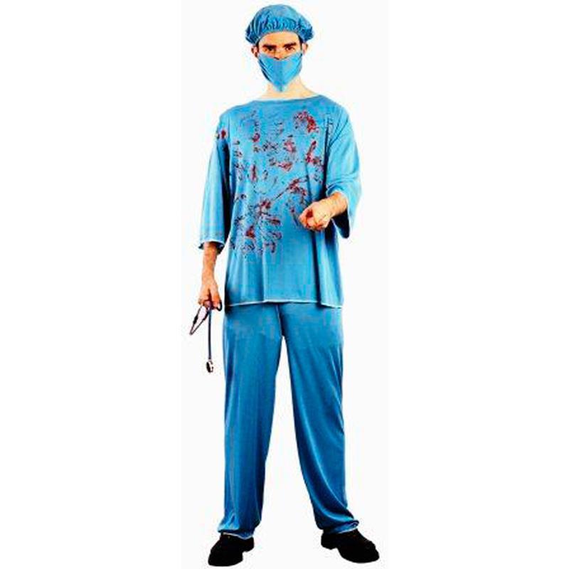 Disfraz Cirujano sangriento Adulto Halloween