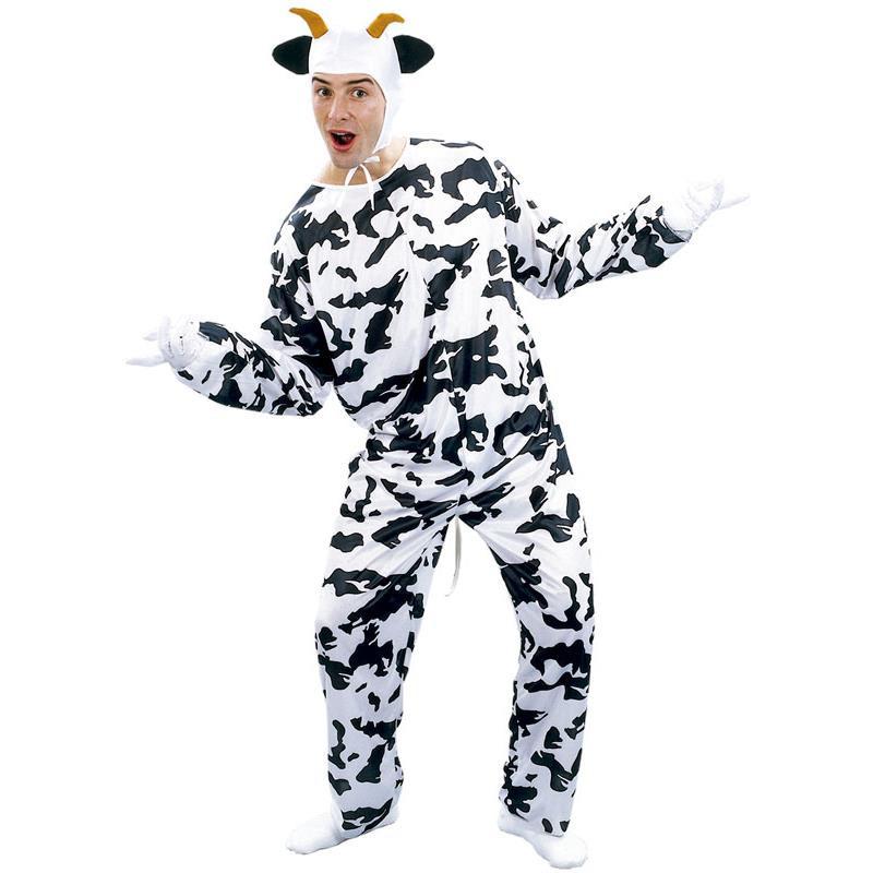 Disfraz Vaca Adulto T/U