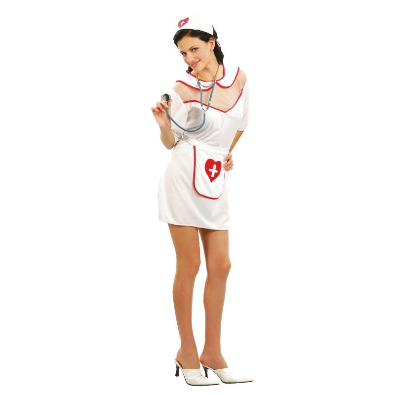 Disfraz Enfermera Adulto T/U