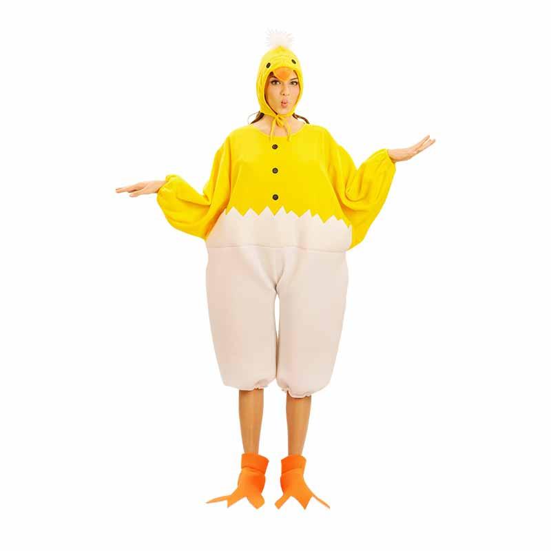 Disfraz Pollito Adulto T/U