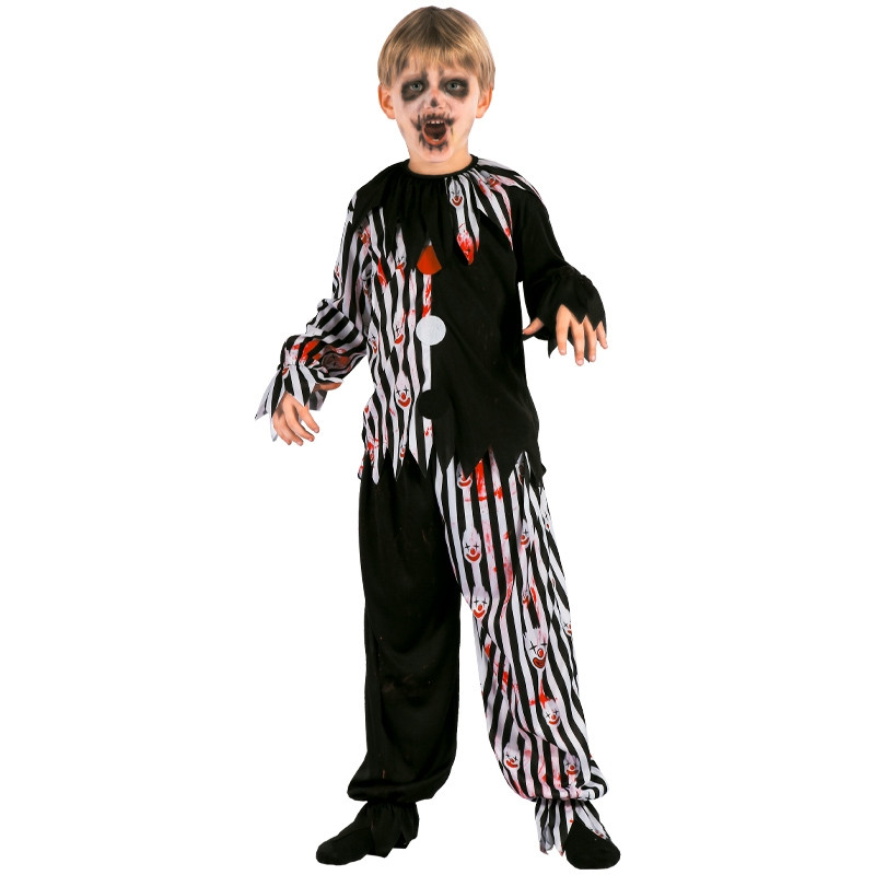 Disfraz Arlequin Diabólico Niño