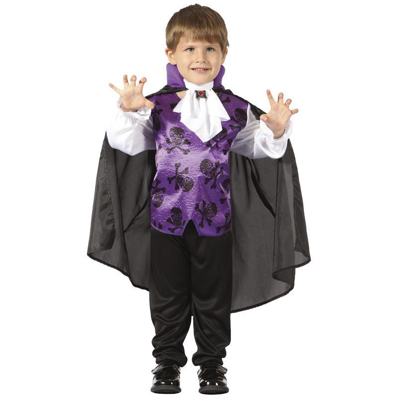 Disfraz vampiro para bebé