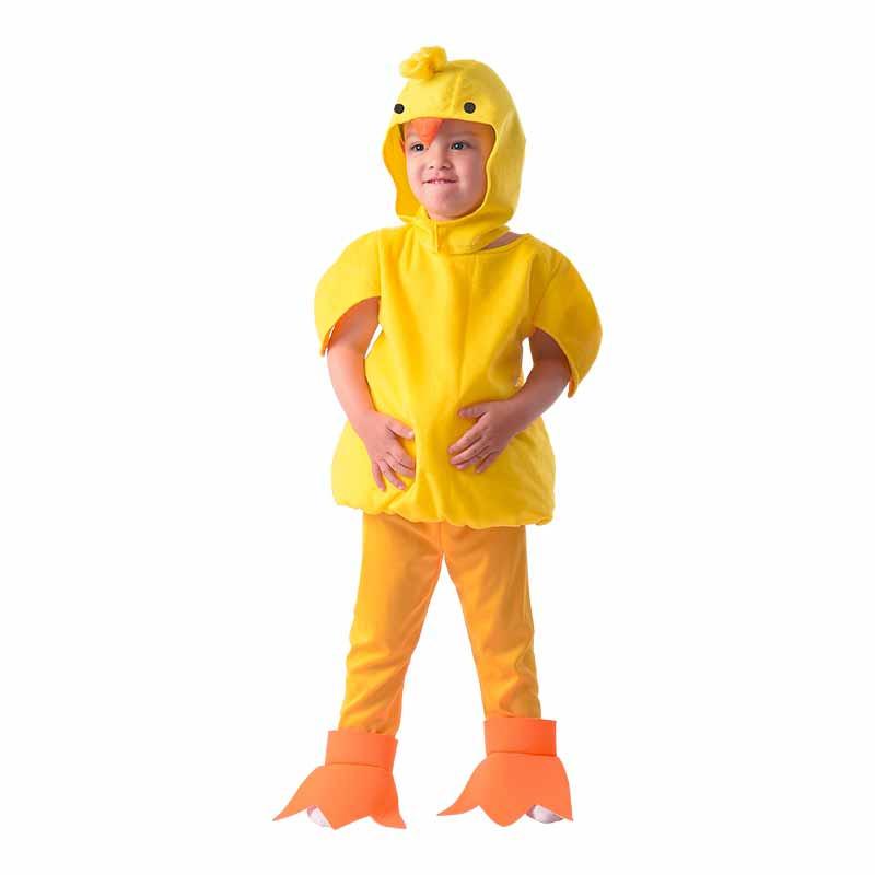 Disfraz pollito bebé talla