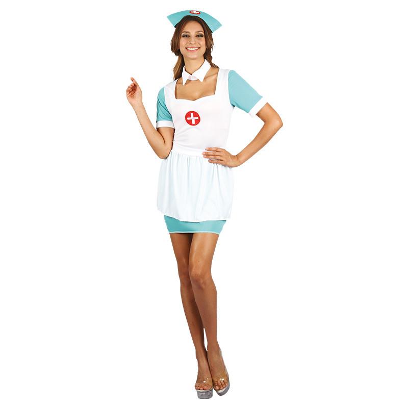 Disfraz Enfermera Sexy Adulto T/U