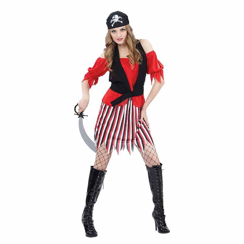 Disfraz pirata Adulto T/U