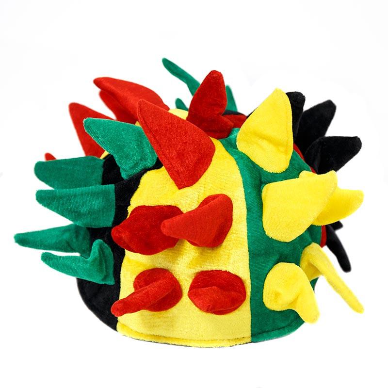 Gorro Puas Colores Carnaval