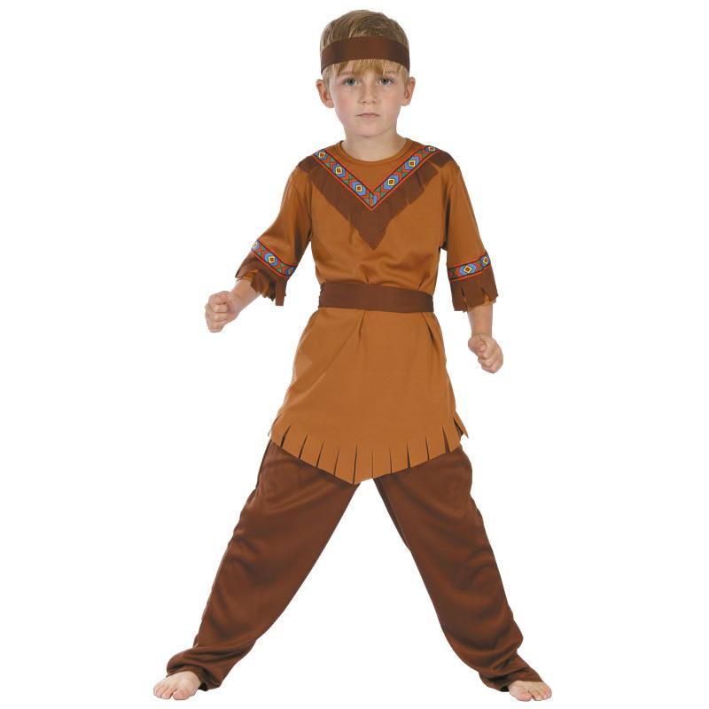 Disfraz Niño Indio Infantil