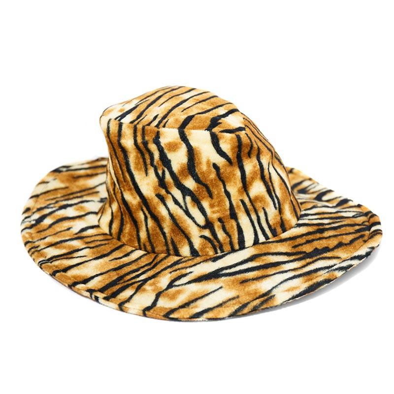 Sombrero Vaquero Tigre Carnaval