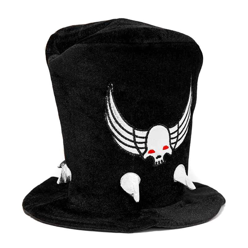 Sombrero Copa Skull