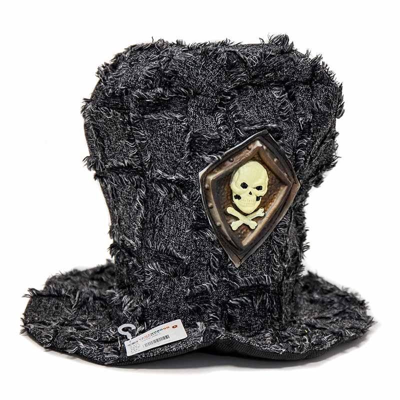 Sombrero Pirata 21 cm diámetro
