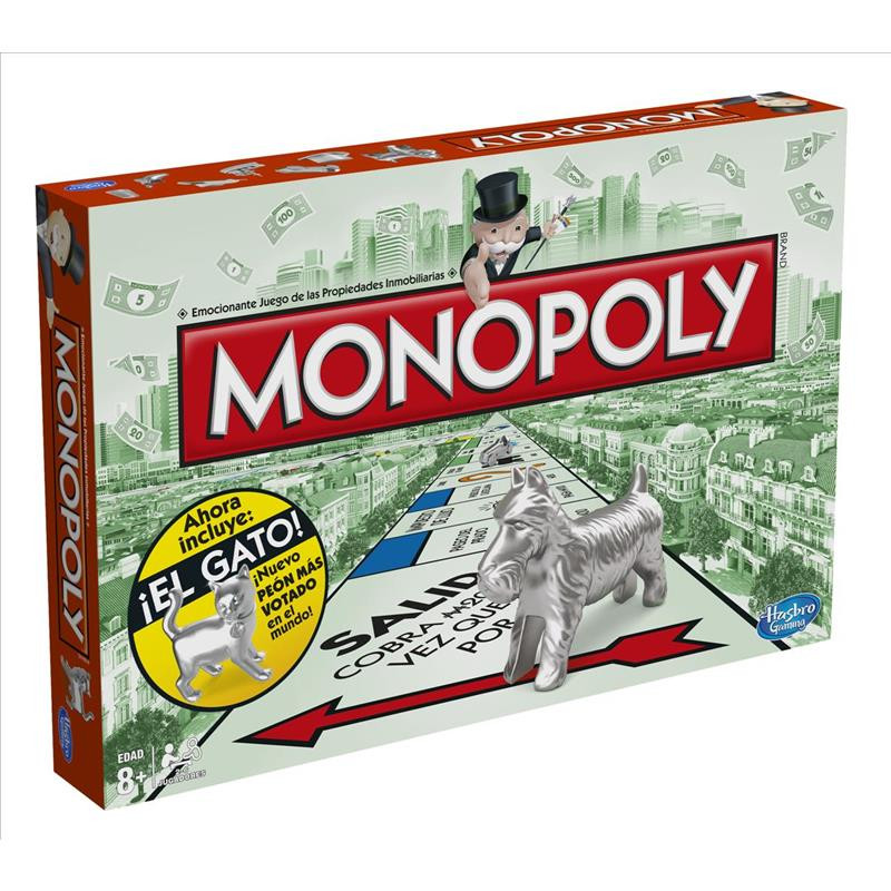 Juego Molopoly Madrid