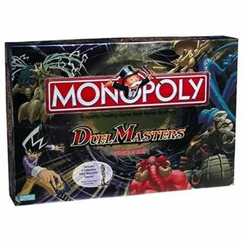 Hasbro Monopoly Duel Masters