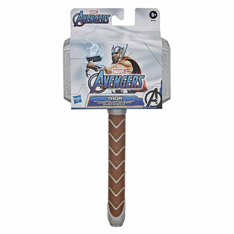 Avengers martillo de combate Thor