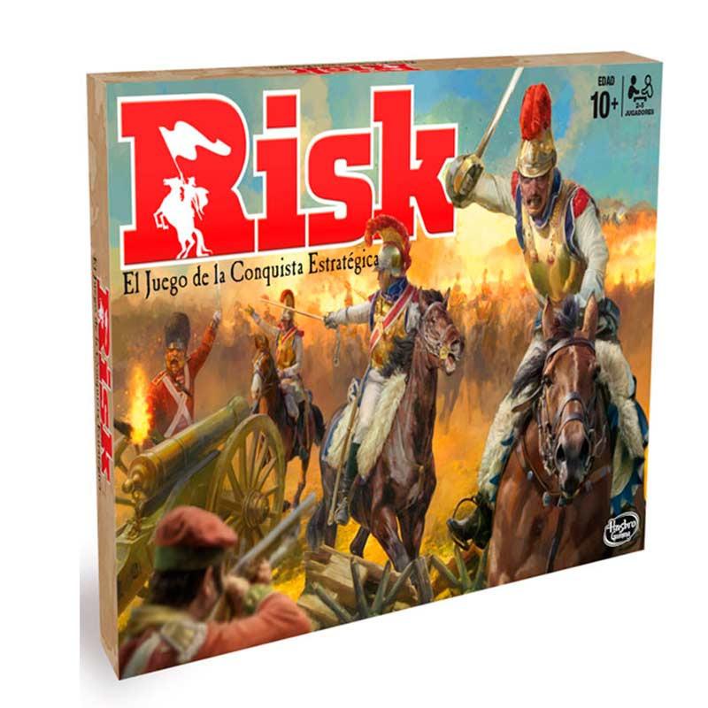 Risk Juego de Mesa Hasbro