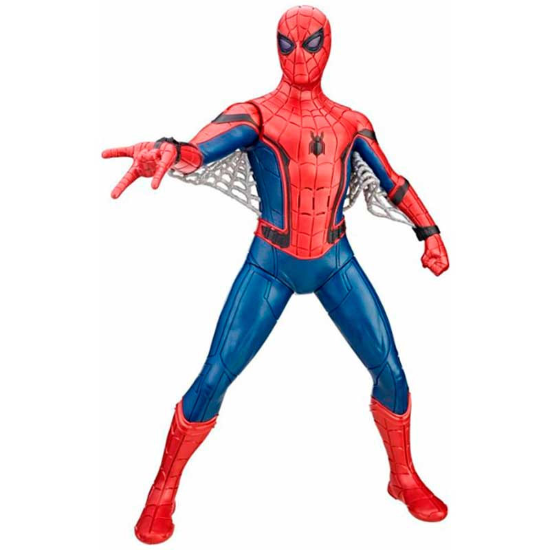 Spiderman figura interactiva