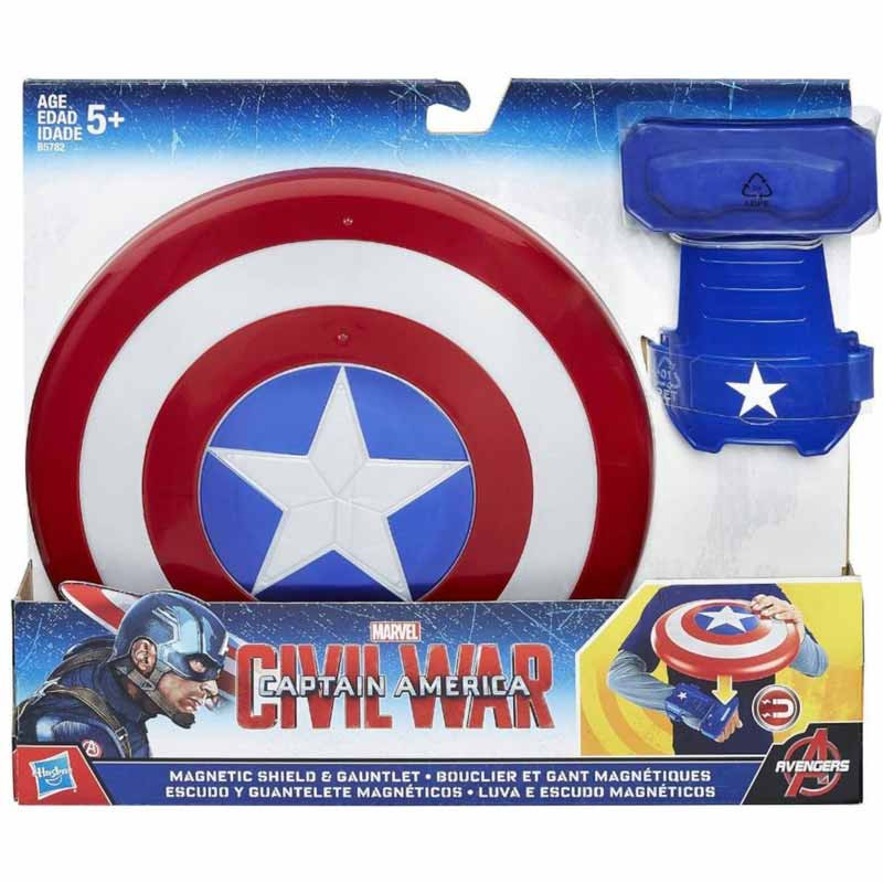 Avengers Infinity War escudo guante Capitán Améric