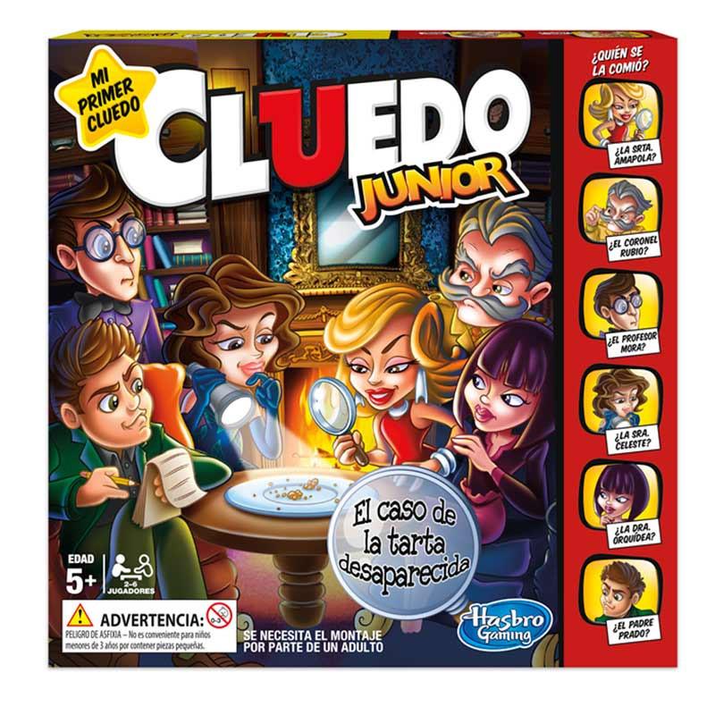 Juego Cluedo Junior