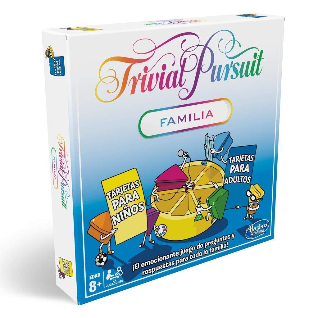 Juego Trivial edición familia