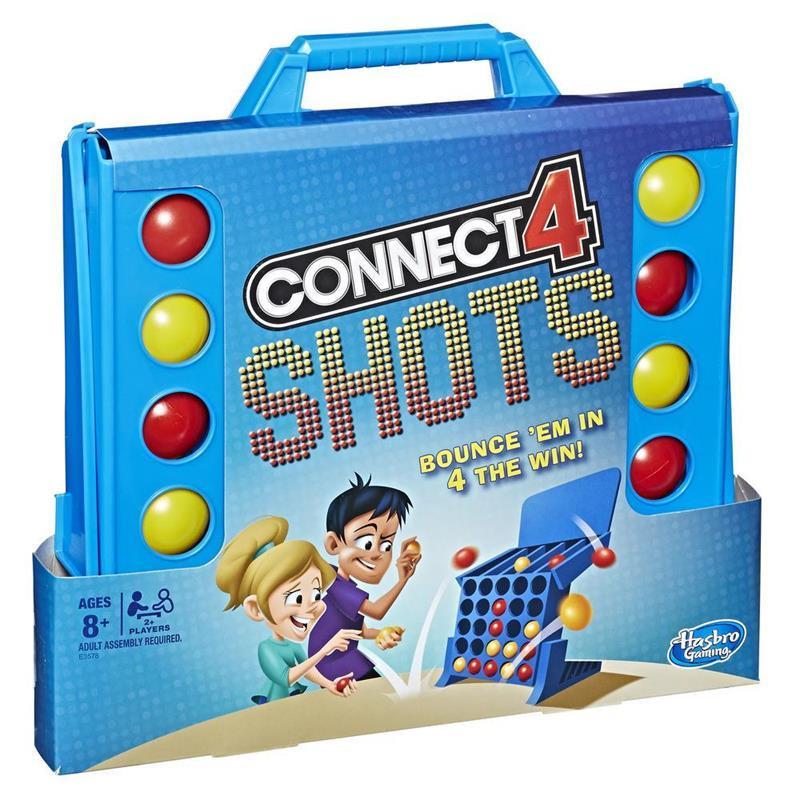 Juego Connecta 4 Shots