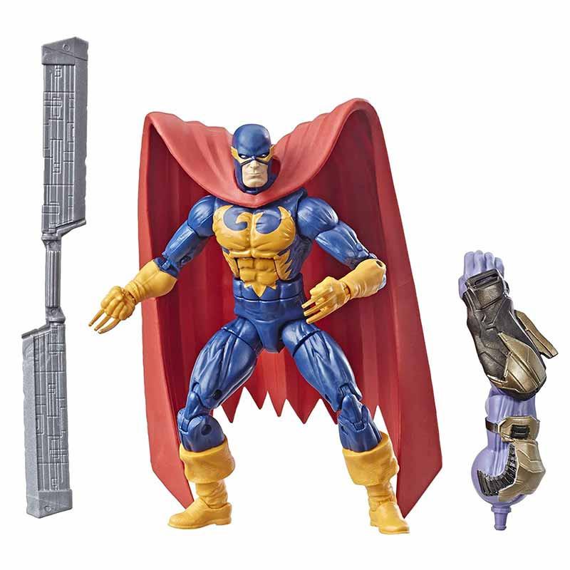 Avengers Legends figuras 15 cm Nighthawk