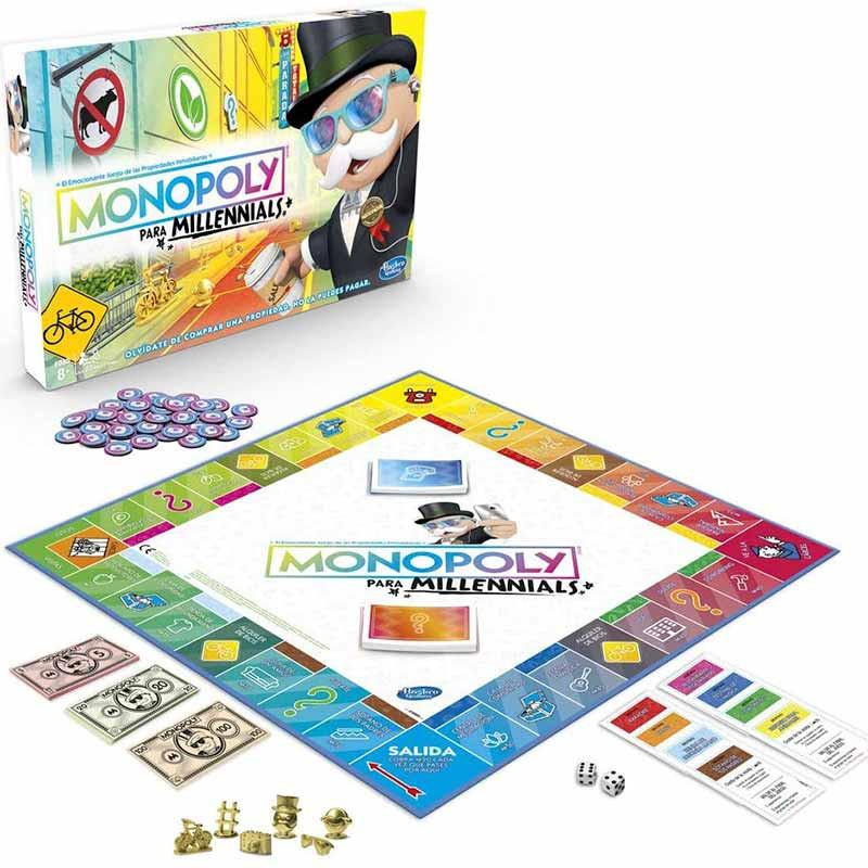 Monopoly Milenials (Esp)