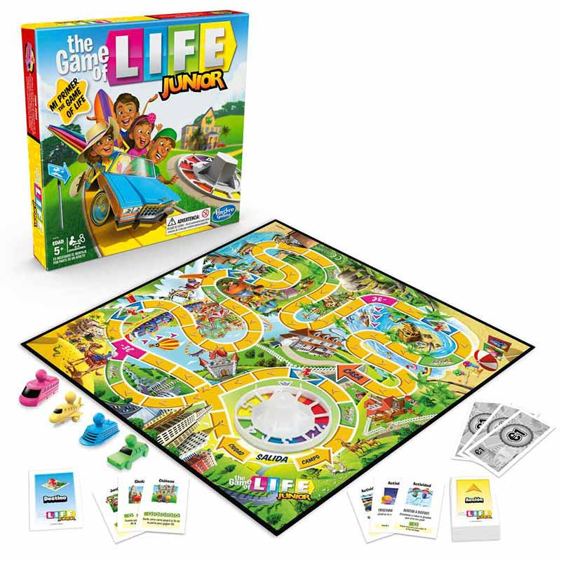 Game of life junior (ESP)