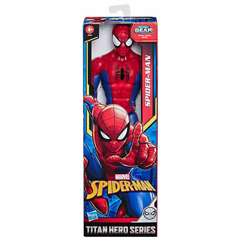 Spiderman figura titán