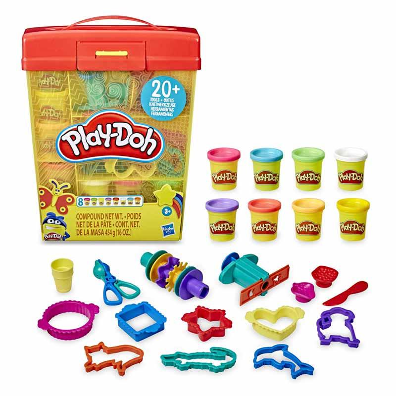 Play-doh super maleta