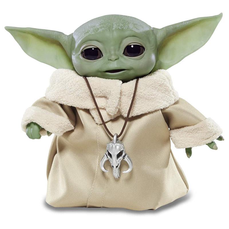 Star Wars Mandalorian Baby yoda Animatronic