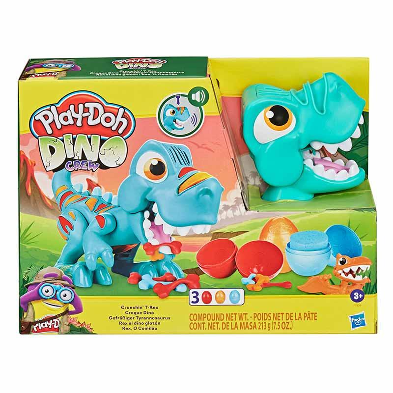 Play-doh Crunchin T-Rex