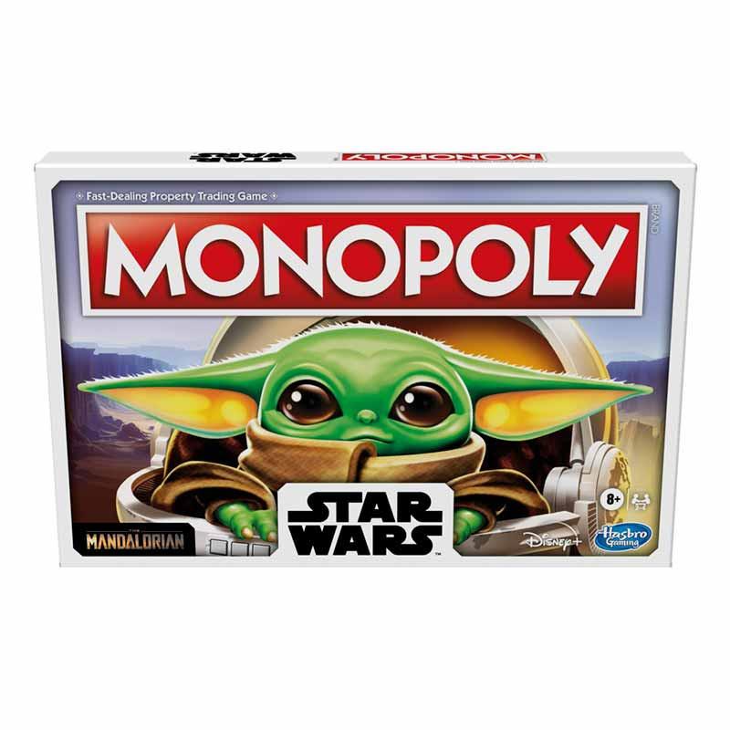 Monopoly Star wars Baby Yoda