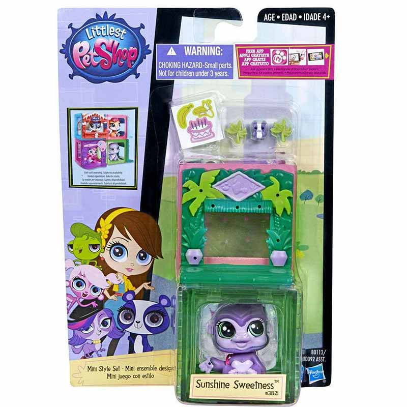 Hasbro Lps Mini Paysets cajitas