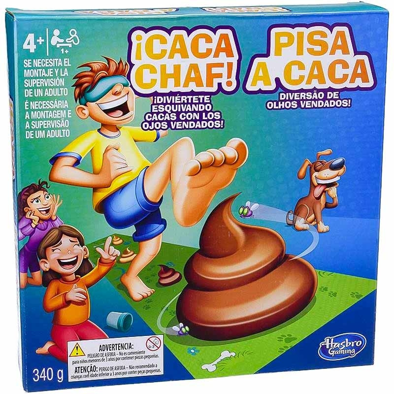 Juego Caca Chaf