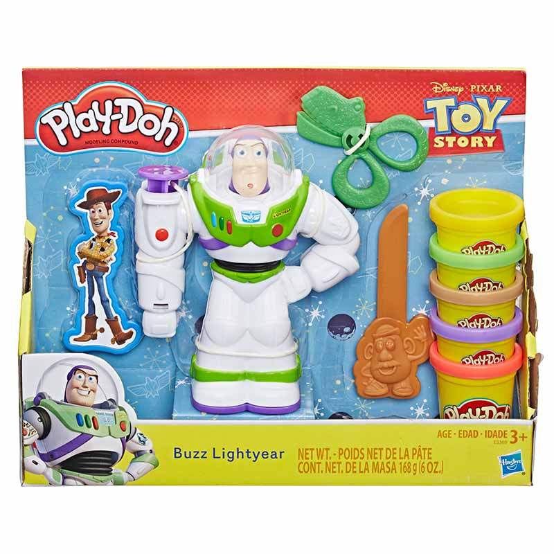 Play Doh Toy Story Buzz Lighyear