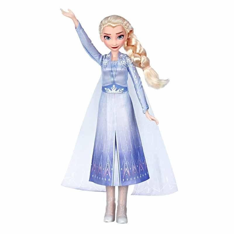 Princesa Disney Frozen Elsa cantarina