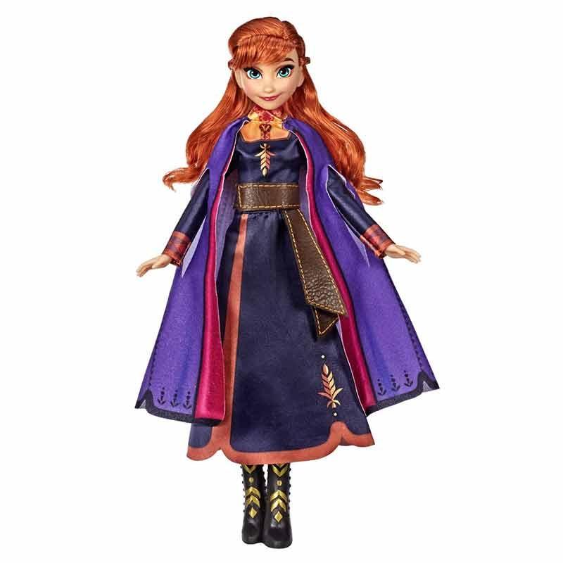 Princesas Disney Frozen Anna cantarina