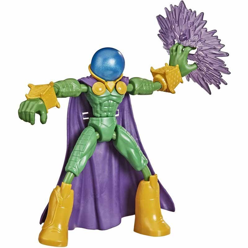 Spiderman bend and flex figura Mysterio 15 cm