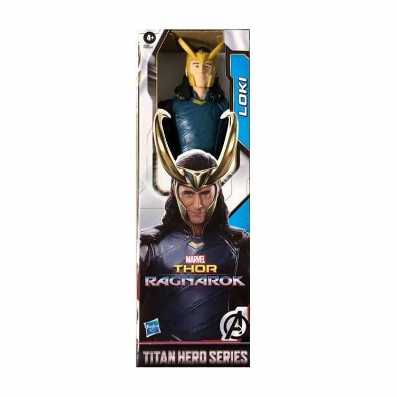 Marvel Avengers Titan Hero Figura Loki