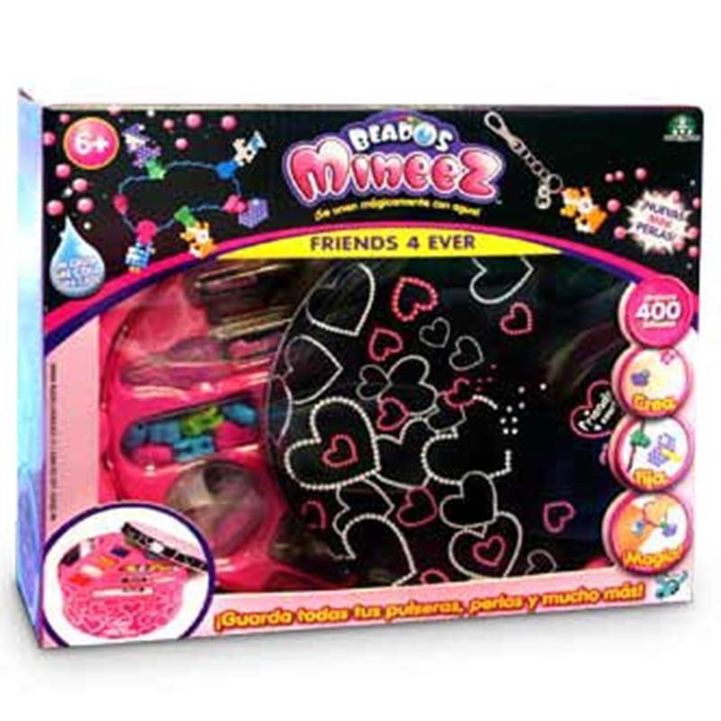 Pack de Diseño Mineez Friends 4 Ever
