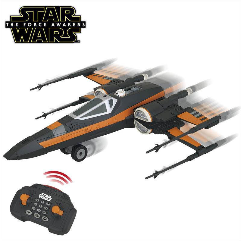 Star Wars Command Hero Starfighter 30,5Cm