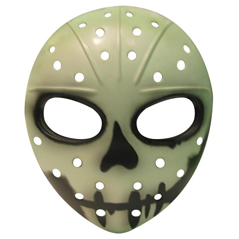 Tortugas Ninja Máscara Casey Jones Deluxe