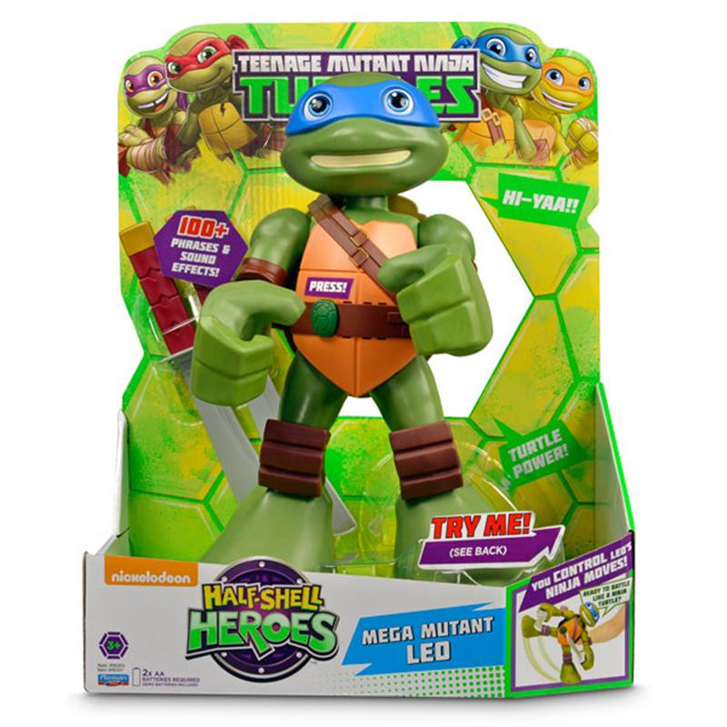 Tortugas Ninja Hsh Leo Boxeador