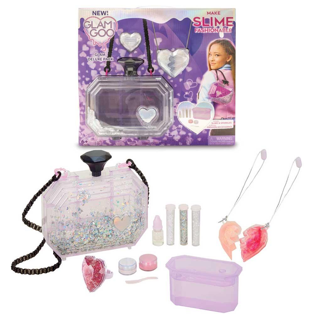 Glam Goo pack deluxe slime maker