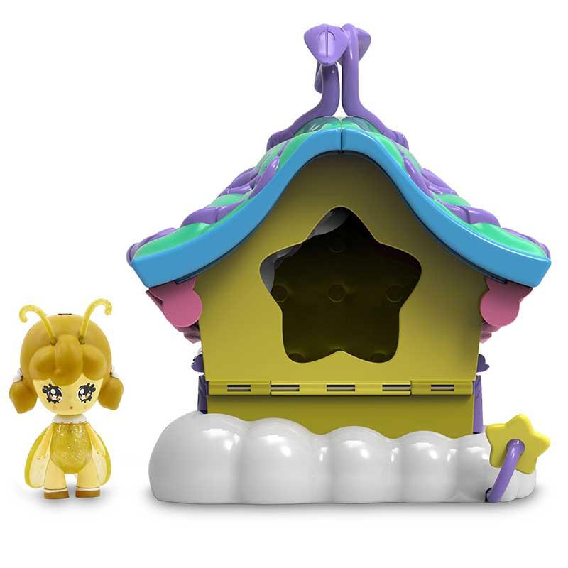 Glimmies casa linterna y figura