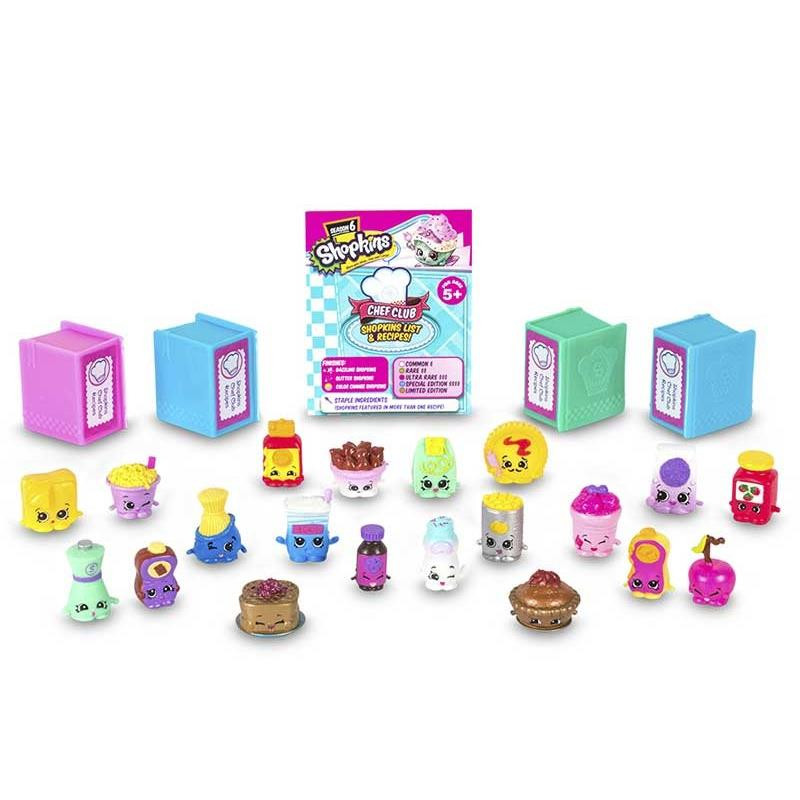 Shopkins mega pack de 20