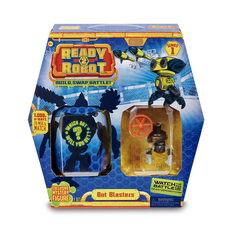 Ready 2 Robot Bot Blaster gris